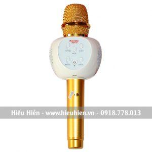 Micro Kèm Loa ZBX-66, Micro Hát Karaoke Bluetooth Cực Hay 0