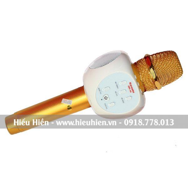 Micro Kèm Loa ZBX-66, Micro Hát Karaoke Bluetooth Cực Hay 02