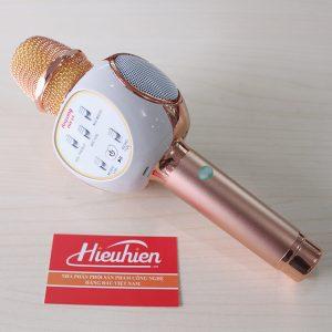 Mic Kèm Loa ZBX-69 Chính Hãng, Micro Hát Karaoke Bluetooth Cực Hay 01
