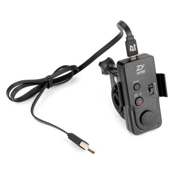Zhiyun ZW-B02 - Remote điều khiển từ xa cho Gimbal Zhiyun 03