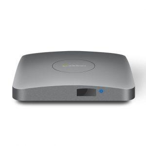 ZIDOO A5S chính hãng: Android TV Box 4K HDR, chip 64-bit Amlogic S905X