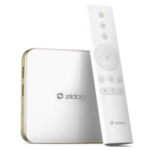 zidoo h6 pro chính hãng | android 7.0 tv box chip allwinner h6