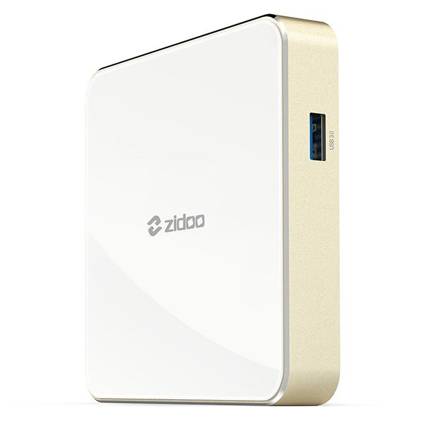 zidoo h6 pro android tv box chip lõi tứ allwinner h6, chạy android 7.0 - hình 03