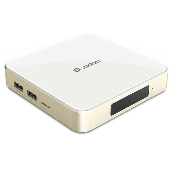 zidoo h6 pro android tv box chip lõi tứ allwinner h6, chạy android 7.0 - hình 08