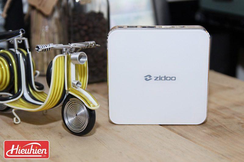 zidoo h6 pro android tv box chip lõi tứ allwinner h6, chạy android 7.0 - logo