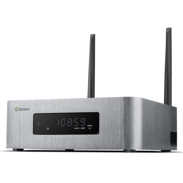 ZIDOO X10 - Đầu Phát 4K Media Player, Đầu Karaoke Android Cao Cấp