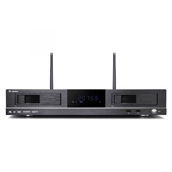 ZIDOO X20 - Đầu Phát 4K Media Player, Đầu Karaoke Android Cao Cấp