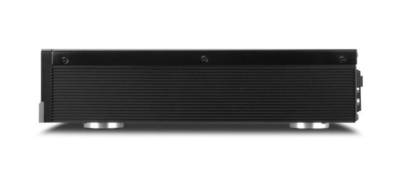 zidoo x20 - đầu phát 4k media player, đầu karaoke android cao cấp - cạnh bên chi tiết