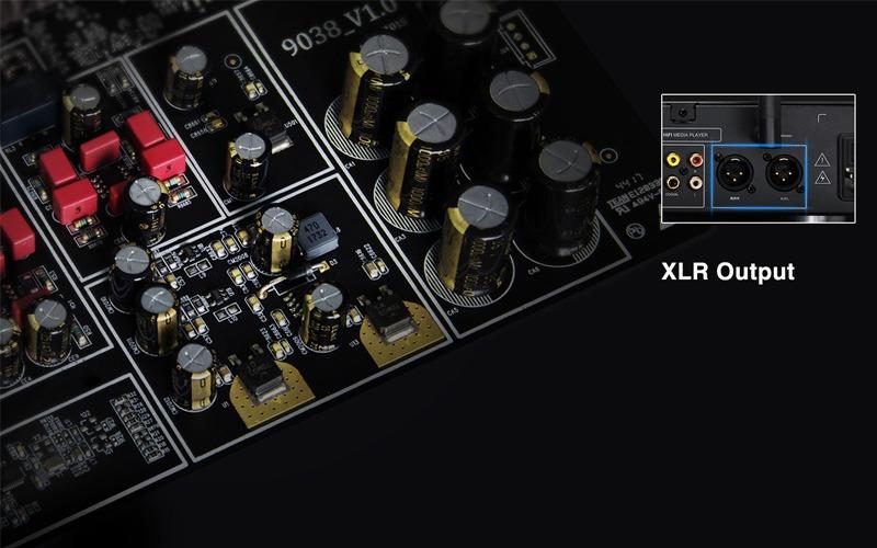 zidoo x20 pro - hifi media player - đầu phát 4k hdr chuyên nghiệp - âm thanh chuyên nghiệp