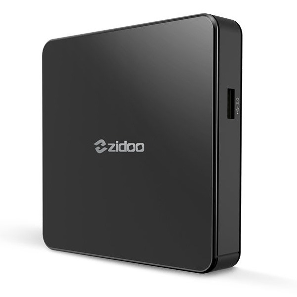 zidoo x7 chính hãng android tv box chip lõi tứ 64-bit rk3328, chạy android 7.1