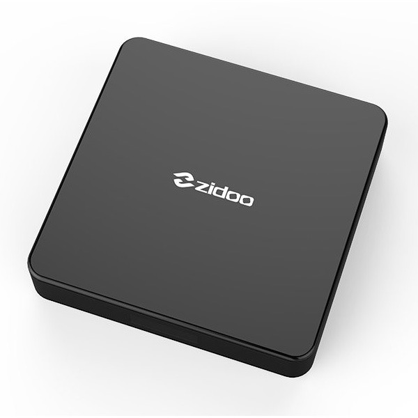 ZIDOO X7 Android TV Box chip lõi tứ 64-bit RK3328, chạy Android 7.1