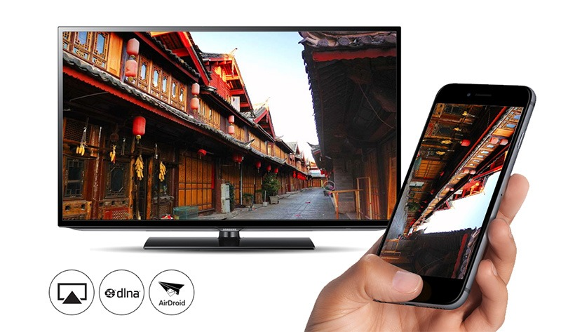 ZIDOO x9 android tv box: ket noi khong day airplay, miracast