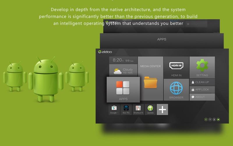 zidoo z9s - đầu phát 4k media player, đầu karaoke android cao cấp - android 7.1