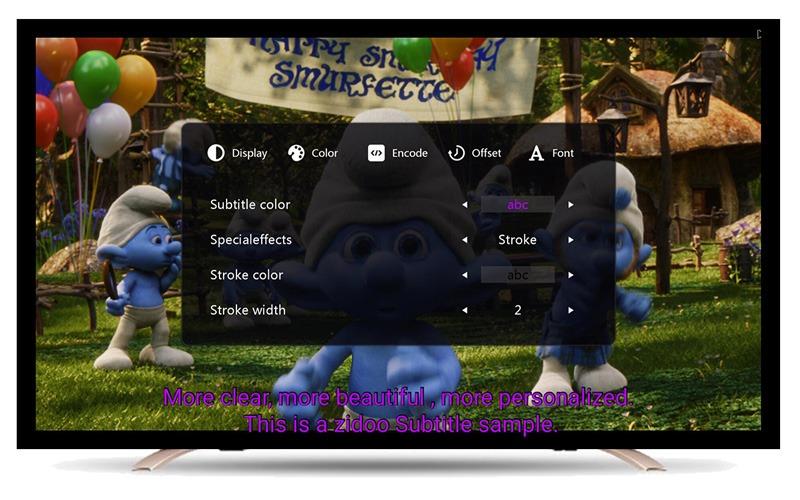 zidoo z9s - đầu phát 4k media player, đầu karaoke android cao cấp - subtile
