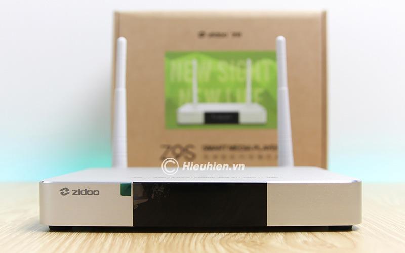 zidoo z9s - đầu phát 4k media player, đầu karaoke android cao cấp