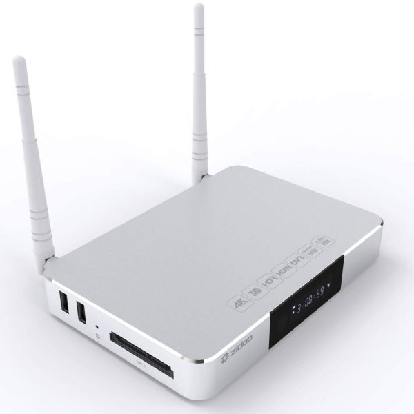 zidoo z9s smart tv box android 7.1 4k media player nas 2gb/16gb - hình 09