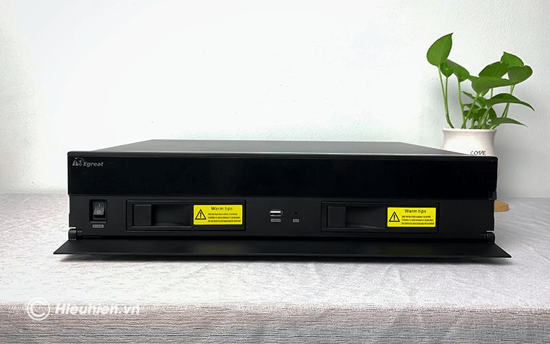 android tv box egreat a13 - đầu phát 4k media player kiêm đầu karaoke cao cấp - hình 07