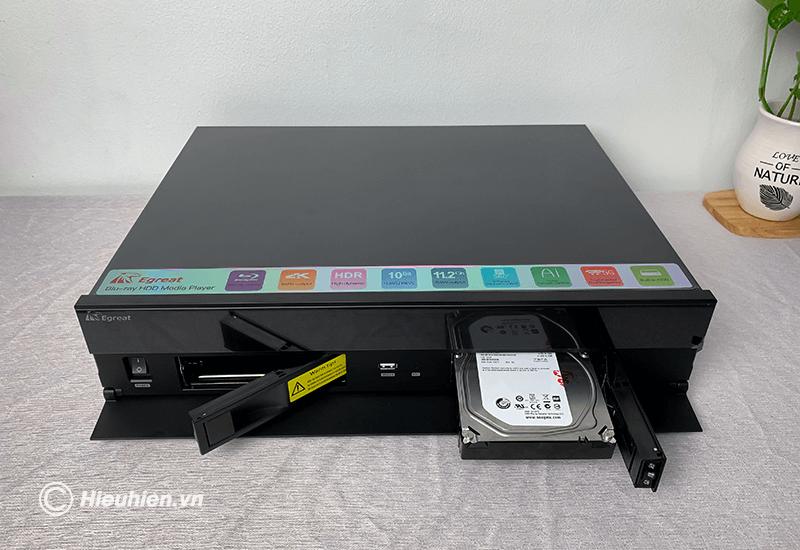 android tv box egreat a13 - đầu phát 4k media player kiêm đầu karaoke cao cấp - hình 08