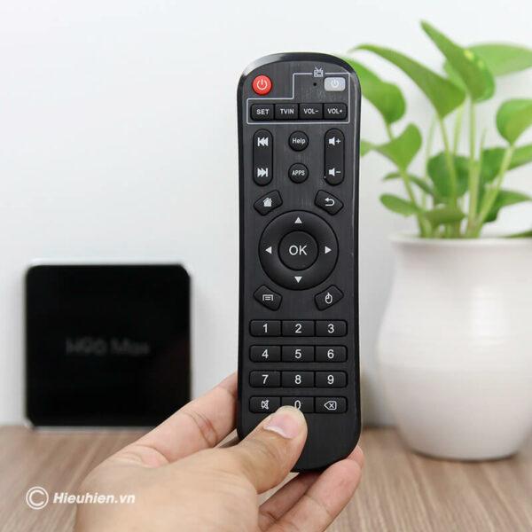 android tv box h96 max x2 cấu hình ram 2gb rom 32gb - hình 04