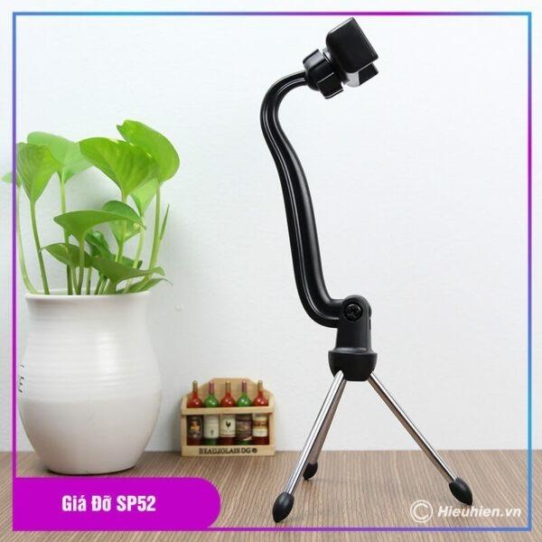 thiết bị thu âm combo xox bh2 - chuyên livestream, hát karaoke trên điện thoại - hình 05