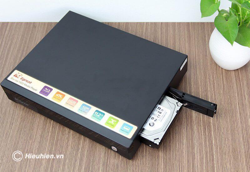 egreat a8 pro - đầu karoke kiêm đầu phát 4k hdr cao cấp - hình 10
