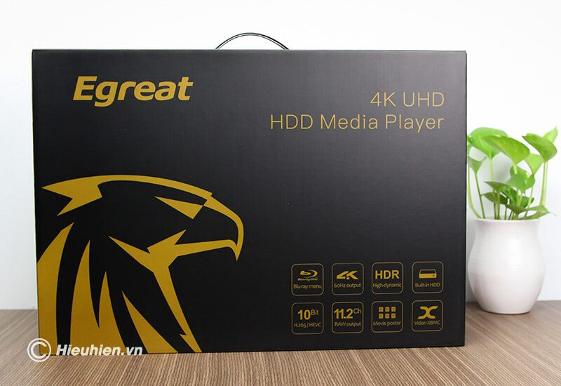 egreat a8 pro - đầu karoke kiêm đầu phát 4k hdr cao cấp - hình 14