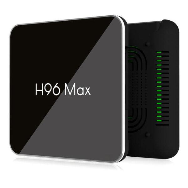 enybox h96 max x2 2gb/16gb android 8.1 tv box amlogic s905x2 - hình 04