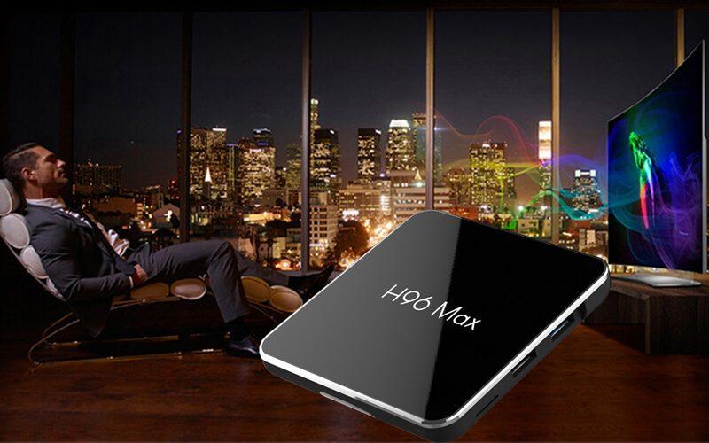 enybox h96 max x2 2gb/16gb android 8.1 tv box amlogic s905x2 - hình 06