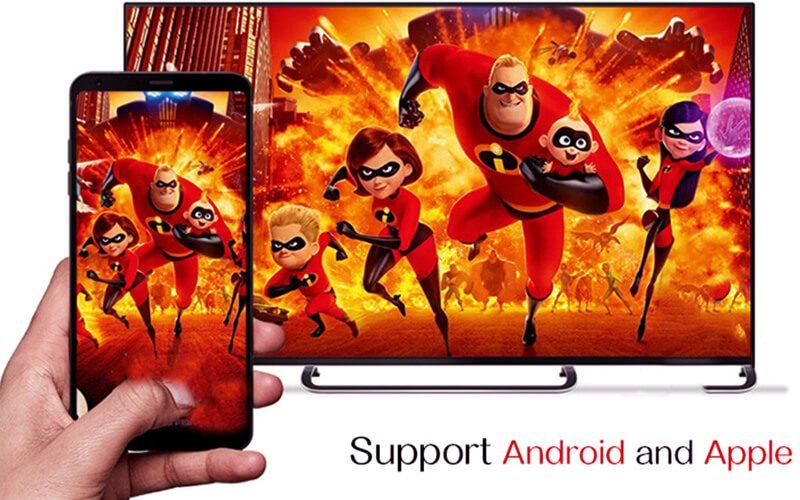 enybox h96 max x2 2gb/16gb android 8.1 tv box amlogic s905x2 - hình 11