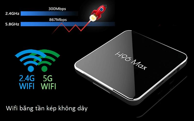 enybox h96 max x2 2gb/16gb android 8.1 tv box amlogic s905x2 - hình 14
