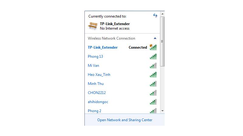 hướng dẫn cách cài đặt tp-link tl-wa855re bộ mở rộng sóng wifi tốc độ cao - hình 02