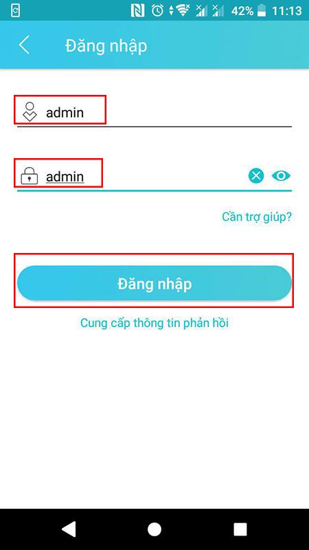 cách cấu hình bộ phát wifi tp-link archer c20 bằng ứng dụng tether - hìn 05