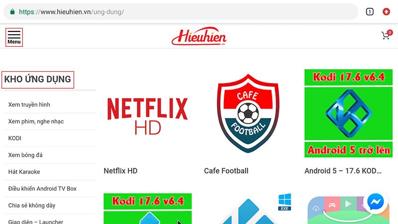 hướng dẫn cài đặt và sử dụng ứng dụng netflix hd trên android tv box - hình 01