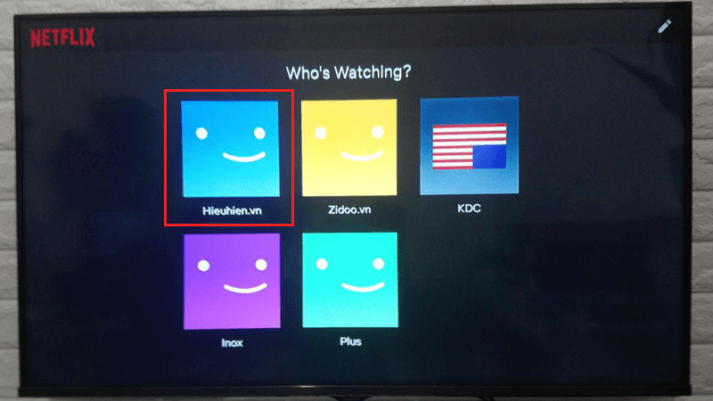 hướng dẫn cài đặt và sử dụng ứng dụng netflix hd trên android tv box - hình 11