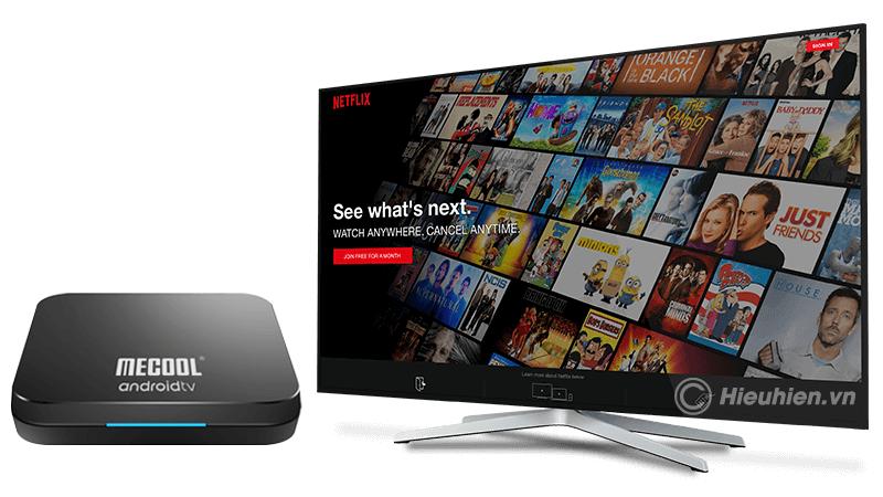 hướng dẫn cài đặt và sử dụng ứng dụng netflix hd trên android tv box
