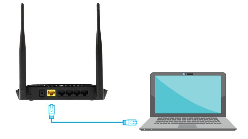 hướng dẫn cấu hình d-link dir-612 qua giao diện trình duyệt web máy tính - hình 03