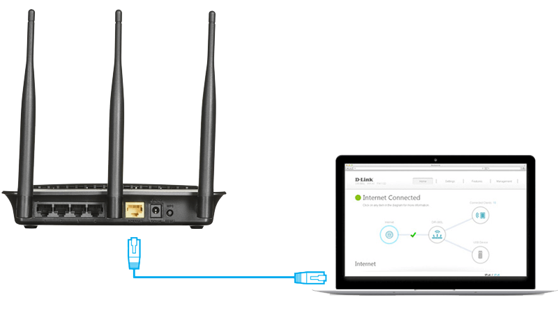 hướng dẫn cấu hình d-link dir-809 - bộ phát sóng wifi 2 băng tần - hình 04