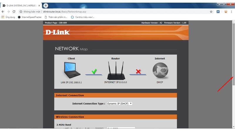 hướng dẫn cấu hình d-link dir-809 - bộ phát sóng wifi 2 băng tần - hình 06