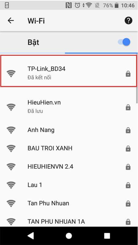 cách cấu hình bộ phát wifi 4g tp-link m7350 bằng ứng dụng tpmifi hình 01