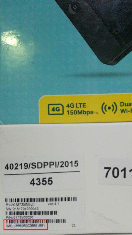 cách cấu hình bộ phát wifi 4g tp-link m7350 bằng ứng dụng tpmifi hình 03