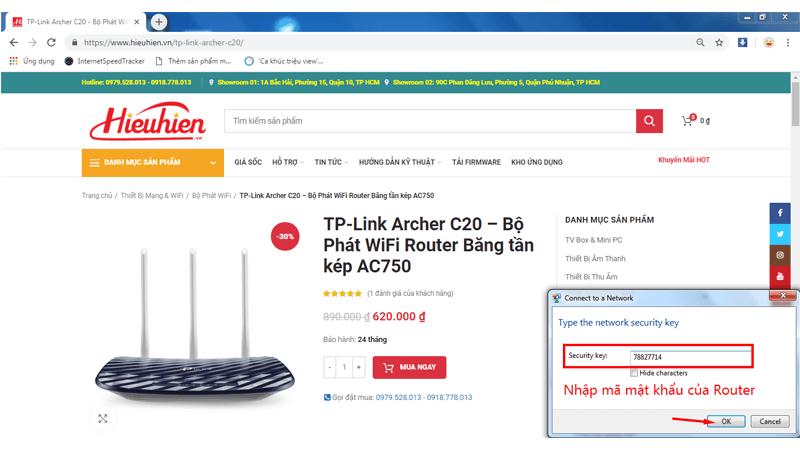 hướng dẫn cài đặt tp-link archer c20 để phát sóng wifi với 2 băng tần - hình 03