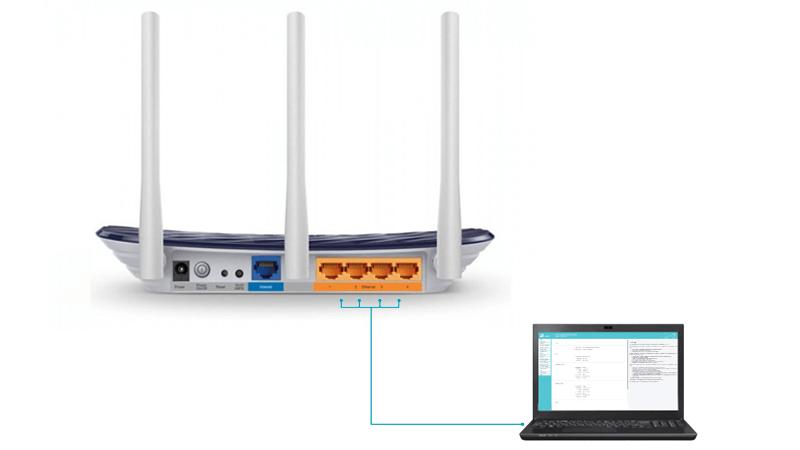 hướng dẫn cài đặt tp-link archer c20 để phát sóng wifi với 2 băng tần - hình 04