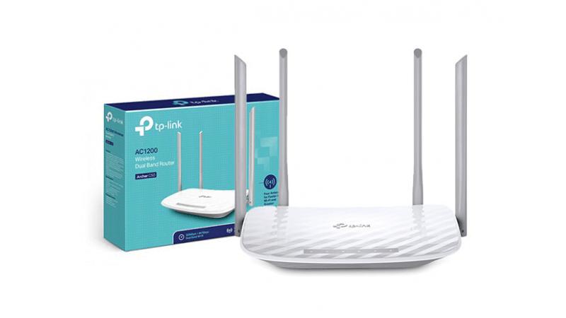 hướng dẫn cài đặt tp-link archer C50 để phát wifi trên cả 2 băng tần - hình 0