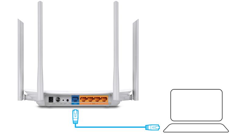 hướng dẫn cài đặt tp-link archer C50 để phát wifi trên cả 2 băng tần - hình 04