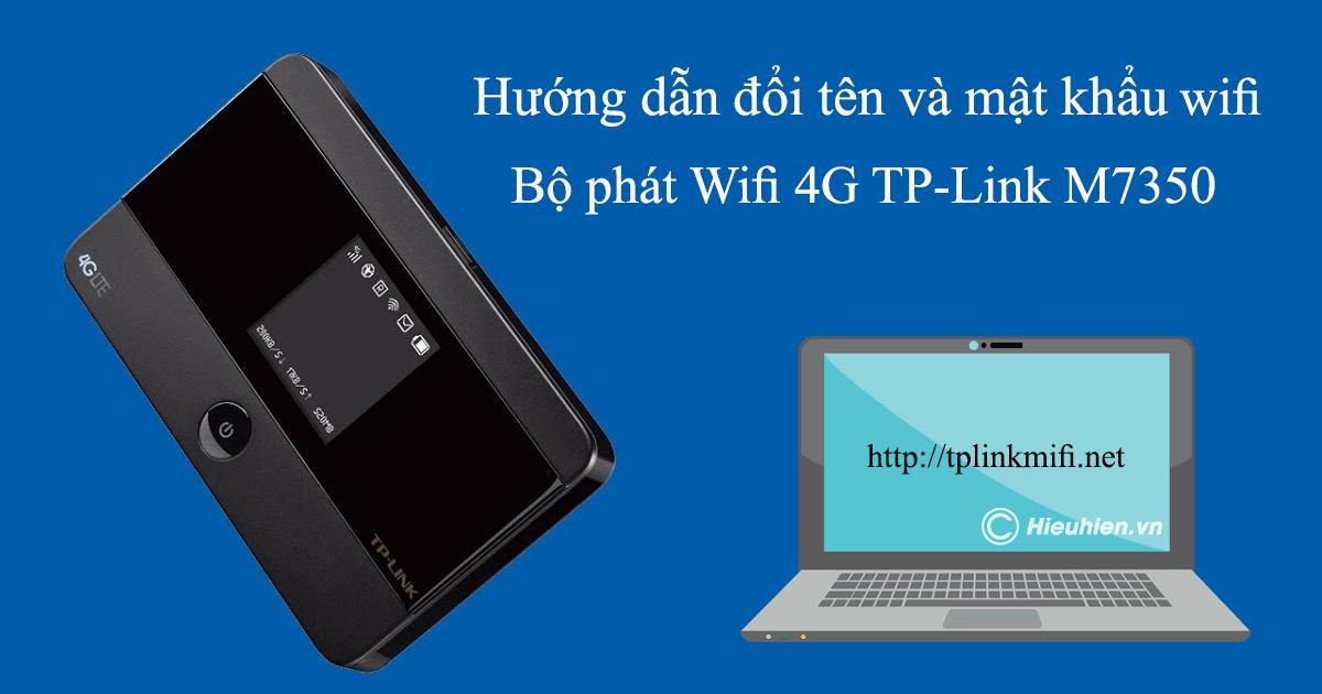 hướng dẫn cấu hình tp-link m7350 - bộ phát wifi 4g di động qua trình duyệt web - hình 14