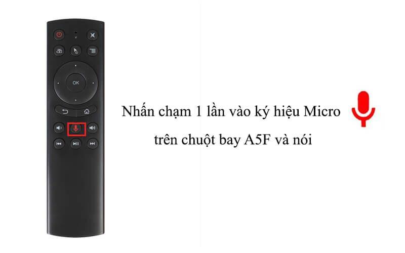 hướng dẫn tìm kiếm bằng giọng nói trên android tv box - hình 09