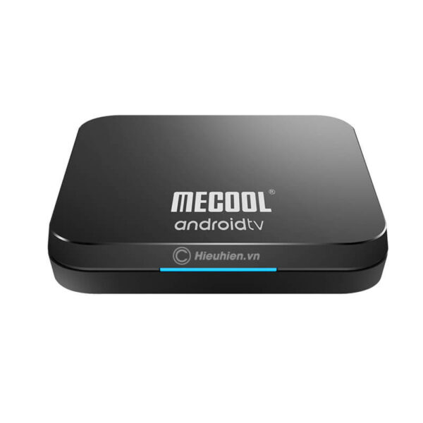 mecool km9 pro android tv 9.0 chip s905x2 4gb/32gb, có voice remote - hình 02