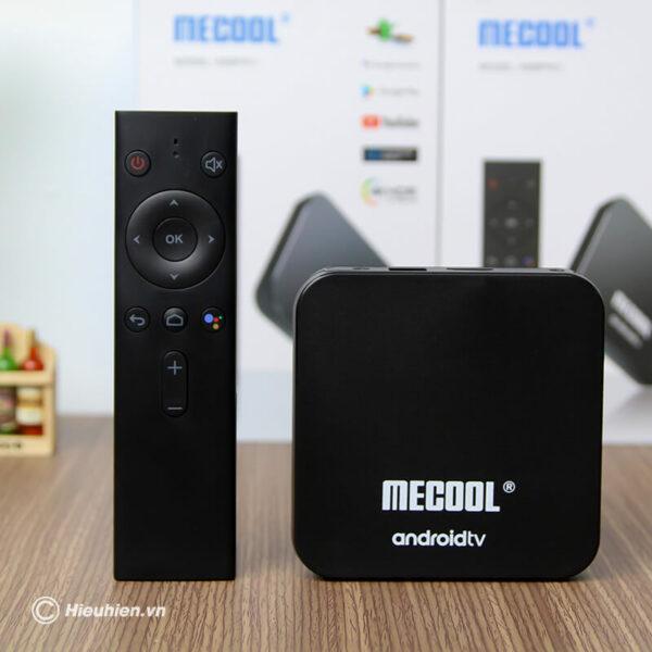 mecool km9 pro android tv 9.0 cấu hình cao chip s905x2, ram 4gb rom 32gb, có voice remote - hình 08