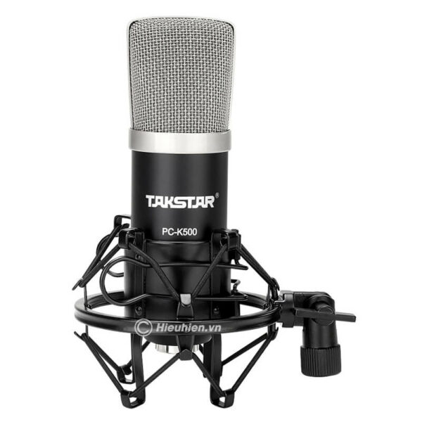 takstar pc-k500 - micro thu âm condenser cao cấp - hình 01