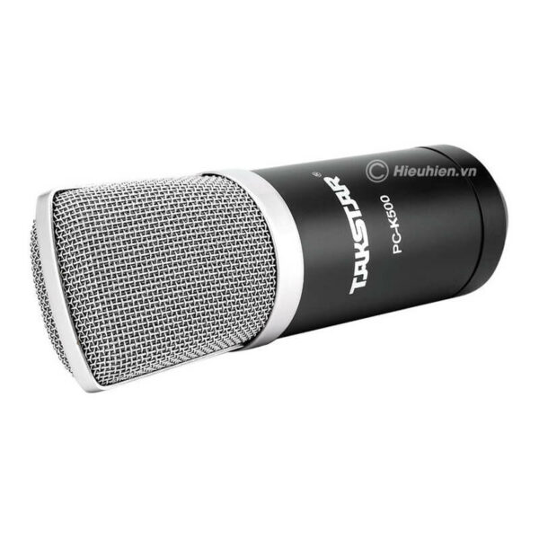 takstar pc-k500 - micro thu âm condenser cao cấp - hình 04